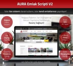 Aura Emlak Scripti V2