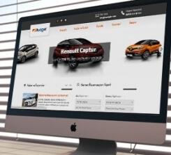 Rent'a Car Firma Scripti